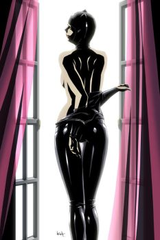 My name is Selina Kyle by kit-kit-kit