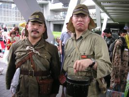 Old Japanese Army by JPN-TSUCCHIE