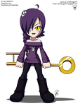 Zone-tan Chibi by StarDragon77