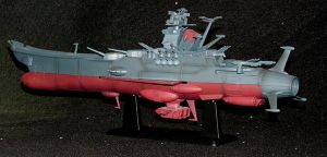Space Battleship Yamato side by hardbodies