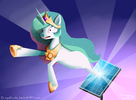 Celestia's Kryptonite by SageEarth