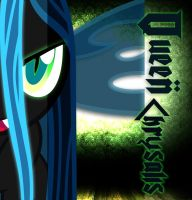 Queen Chrysalis Request by Winter-218