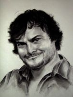 Jack Black by lucidity69