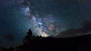 Milky Way - Montana by gantonski