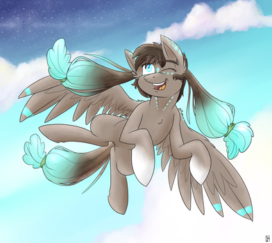 Dancing on Clouds by ktheman1911