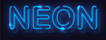 Neon Text Effect by lazunov