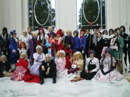 Katsucon 2012 Black Butler Photoshoot 3 by jewelup429
