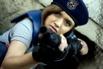 Jill Valentine Cosplay 5 by tombraidervcroft