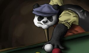 Billiards by omelets4sqwerls