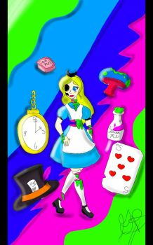 Mad Alice  by Ackerman2503