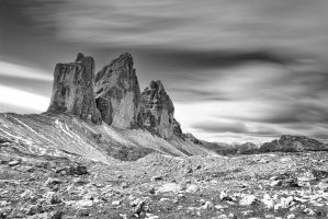 Tre Cime by PeteLatham