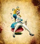 Alice of the Undead by meawing
