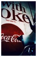 with cola cola by chuckandchucky