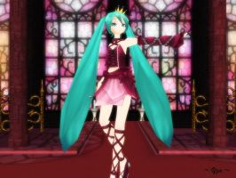 [MMD] World is Mine~ by PrincessYza
