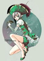 ::kick your own ass:: by rann-poisoncage