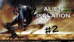 Alien Isolation! #2  GAMEPLAY! WHILE DRUNK! by u-yes-u-i-love-u