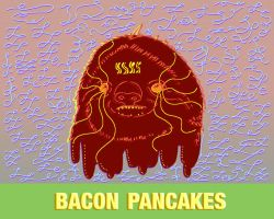 bacon pancakes - jake the dog - EP by mrcatTEARS