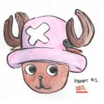 WaterColour1 - Chopper by theCHAMBA