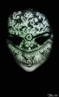 Lace Mask*** by Thelema001
