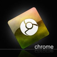 Chrome Icon by bisiobisio