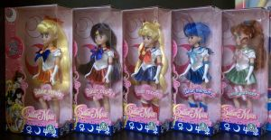 2011 Italian Sailor Moon Dolls by SakkysSailormoonToys