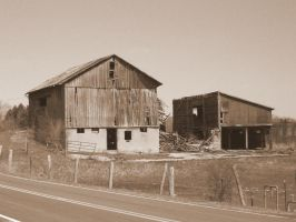 Rural Decay by LDLAWRENCE