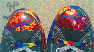 """""""Tripping Over Your Own Shoes"""" by Psyconaut419"""