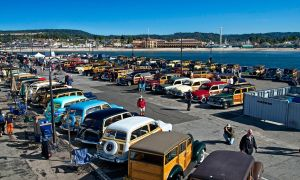 Woodies On The Wharf 1 by Allen59