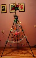 Christmas tree by tere-fere-qq