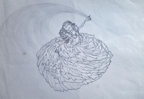 Disney's Cinderella - Lilly James by horror-lover