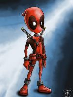 DeadPool by FilipeMarcelo