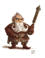 Balin by OtisFrampton