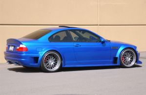BMW M3 CSL GTR by andreas-m3