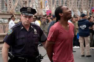 Occupy Wall Street by akinloch