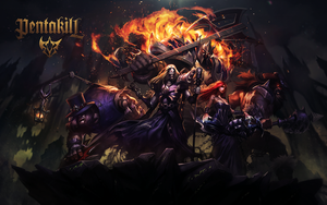 Pentakill Wallpaper by Greev