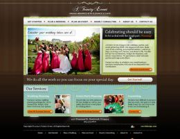 A Trinity Event Web Design by Cameron-Schuyler