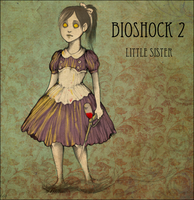 Bioshock 2: Little Sister by relssaH