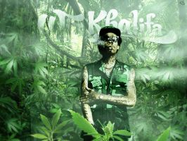 Wiz Khalifa by daWIIZ