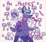 The Thetics by PearlChelle