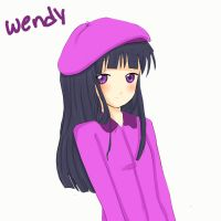 wendy by CariAguilar