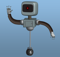 Robot by Yeldarb86