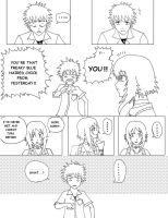 Tamashii: A Bleach Story pg 11 by DeathTwilight