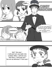 [MAGICIAN CANDY] page 1 by MajinTF