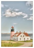 West Quoddy Head by Limaria