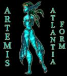 Atemis Atlantia form by mikeslover1990