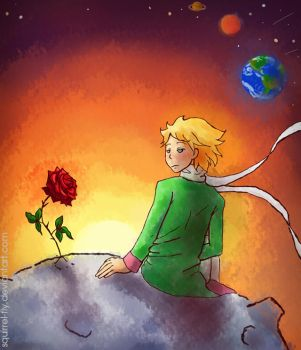 little prince by Squirrel-fly