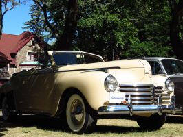 1941 Chrysler - Side View by Kitteh-Pawz