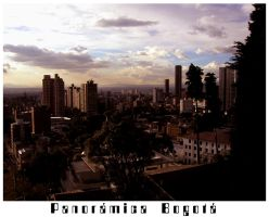 Panoramica Bogota 1 by tomegatherion
