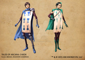Tales of Arcana 1st Set - Cards by TalesofArcanaRPG