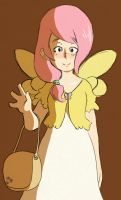 Fluttershy 2! by Todotoro